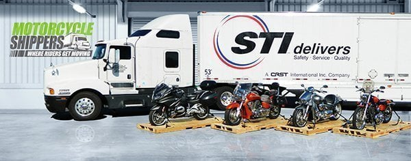 Motorcycles Shipping Warehouse
