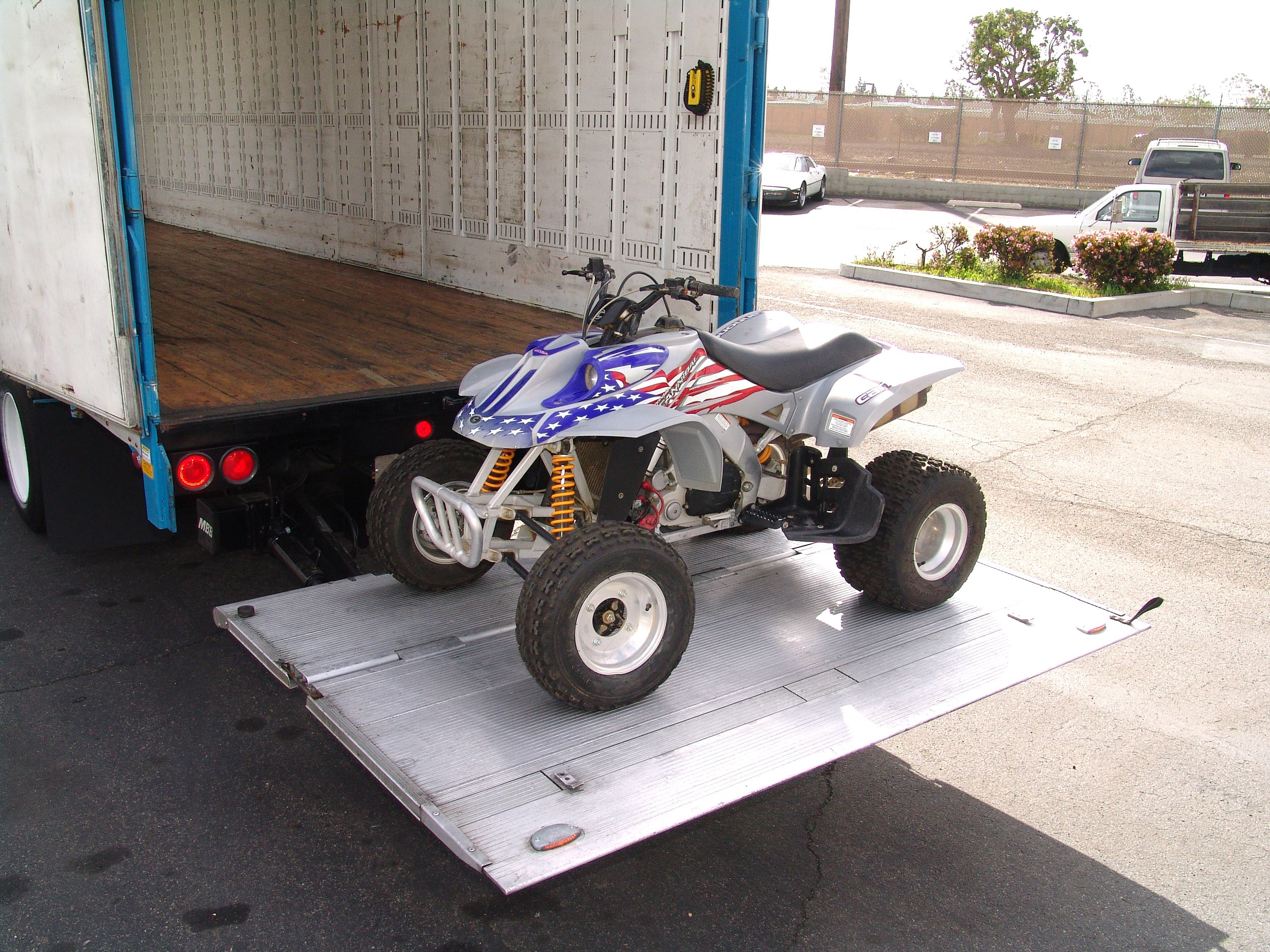 atv shipping services atv transport at the best rates