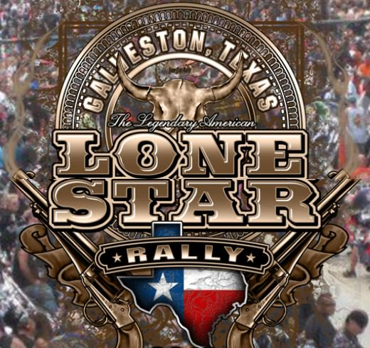 Lone Star Rally Motorcycle Shipping