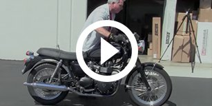 Motorcycle Transport Video