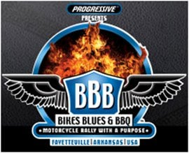 Bike, Blues & BBQ