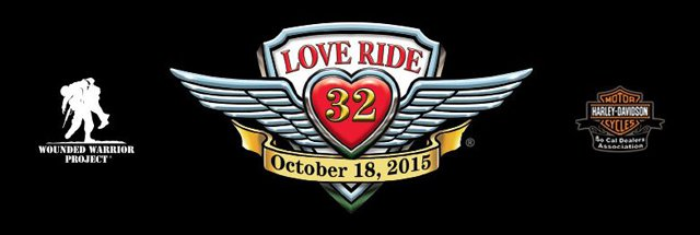Love Ride Motorcycle Rally 2015