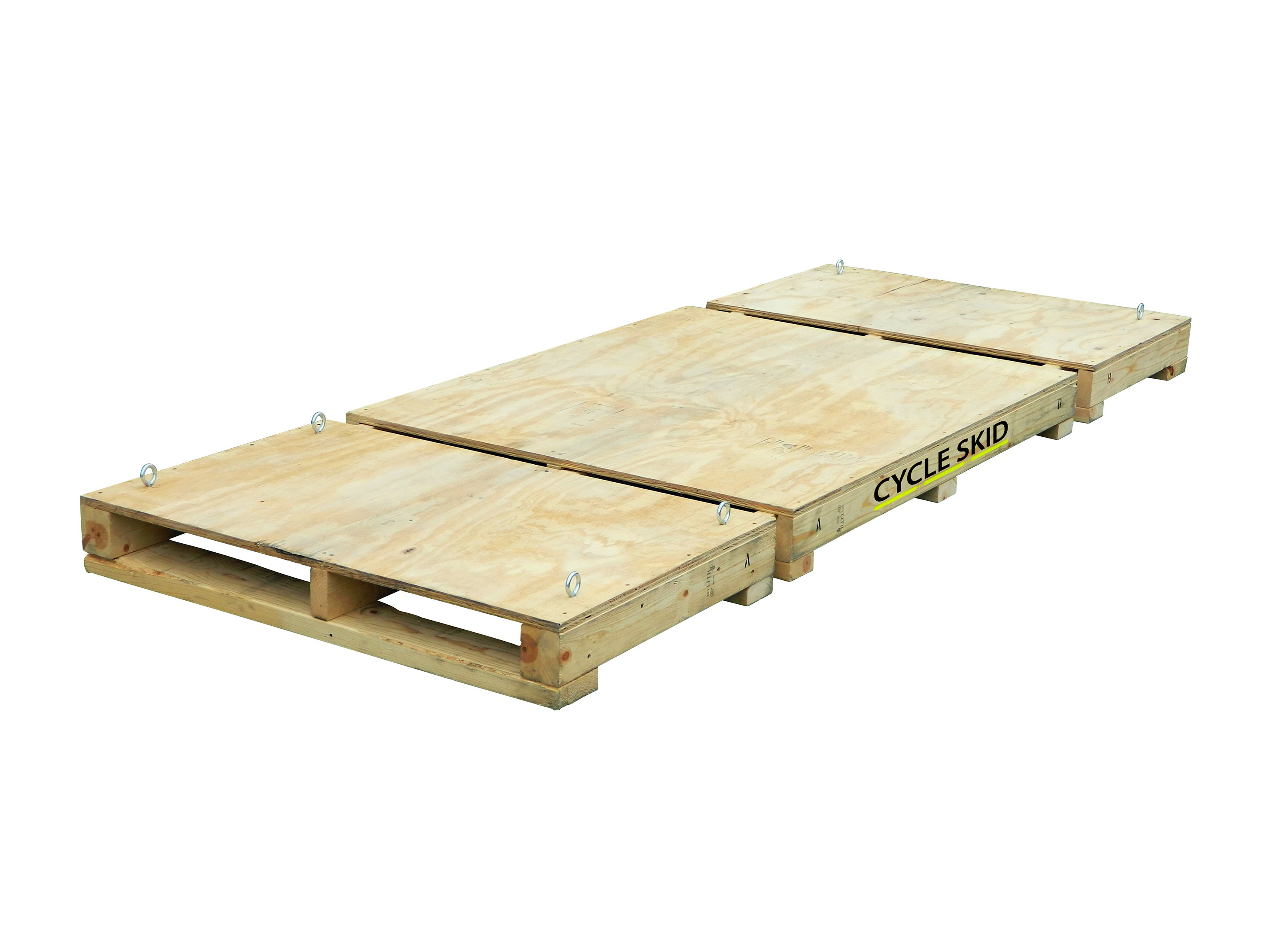 skid pallet. universal-fit bike cover \u2022 forklift-friendly 4-way entry pallet jack-friendly 2-way entry. price: $449.00. shipping: free in contiguous united states skid