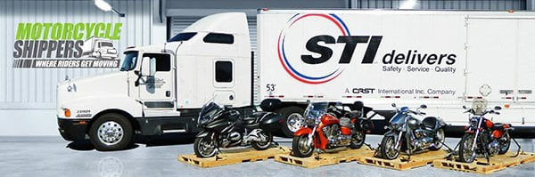 Motorcycle Dealer Shipping