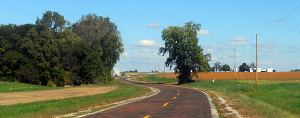 Road in Illinois
