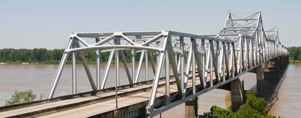 Bridge in Mississippi
