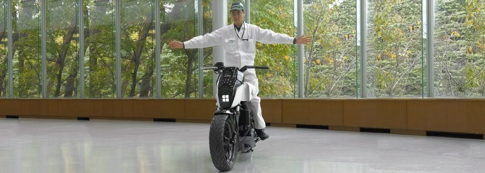 Self Balancing Motorcycle