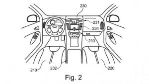 Design Shows Inside of Motorcycle Car