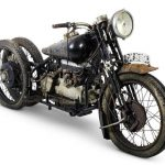 Brough Motorcycle