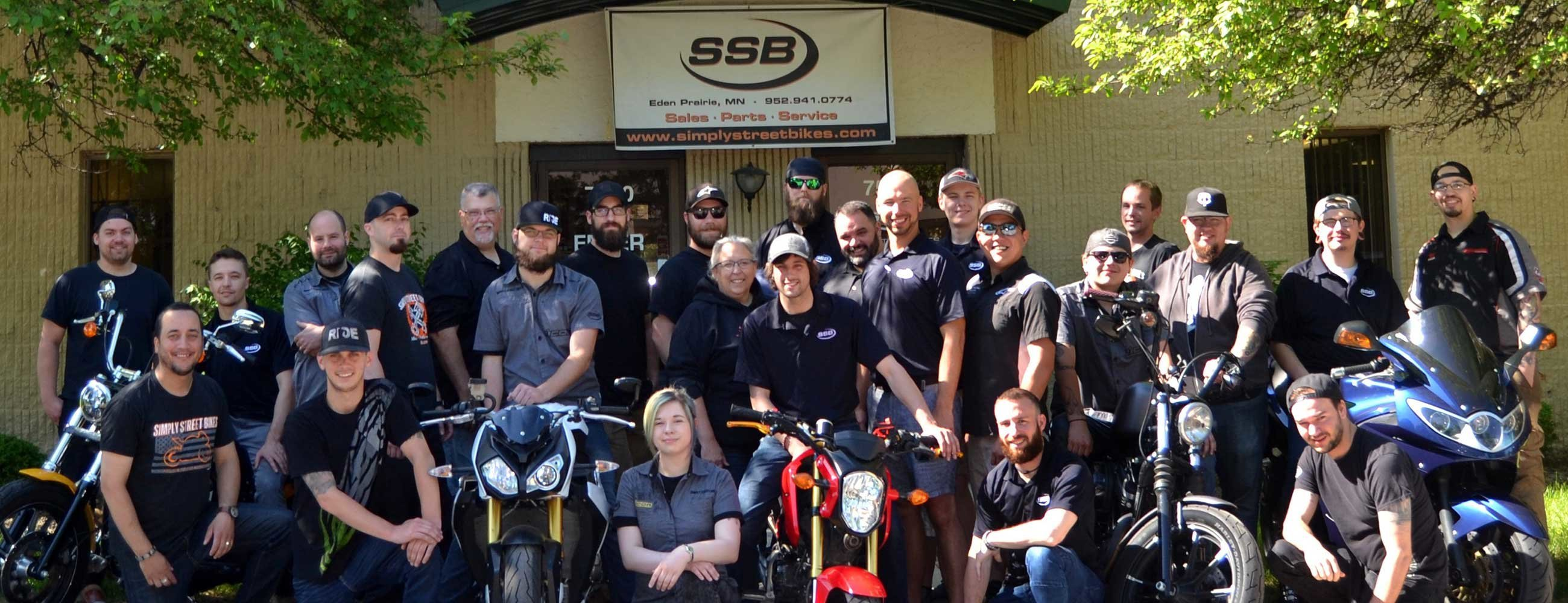 Simply Street Bikes Employees