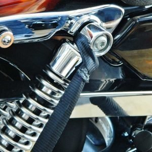 Soft Cinch Motorcycle Tie Downs