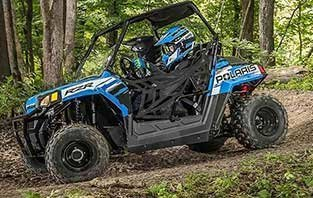 Blue Polaris RZR