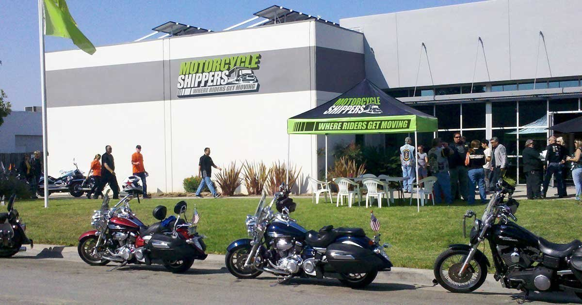 Motorcycle Shippers Office