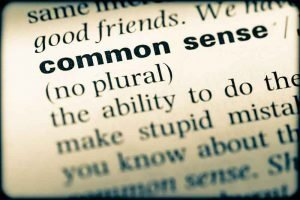 definition of common sense