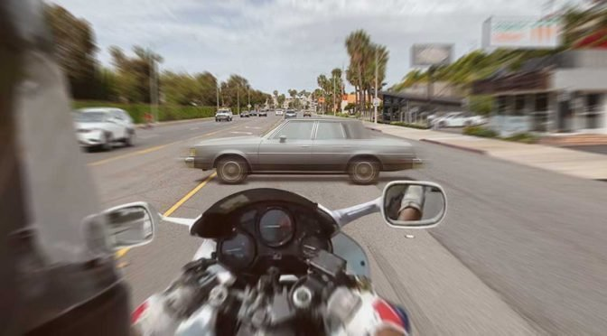 It All Started With a Crash – How Motorcycle Shippers Began