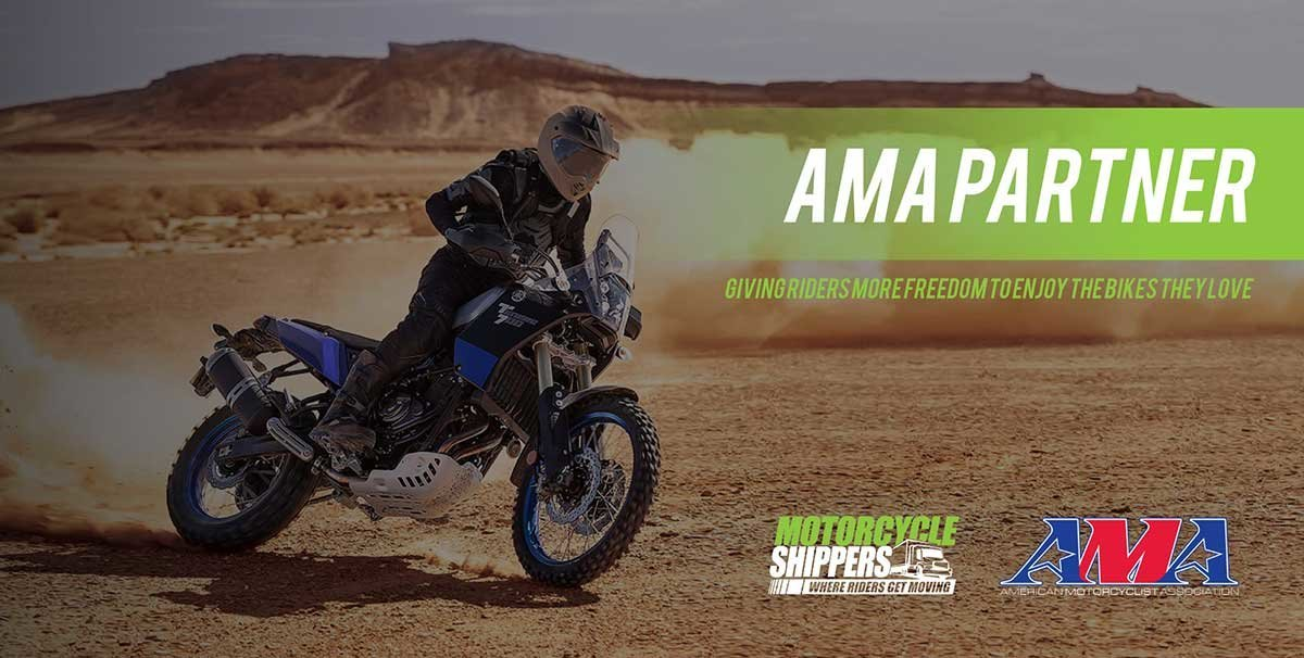 AMA Motorcycle Partner