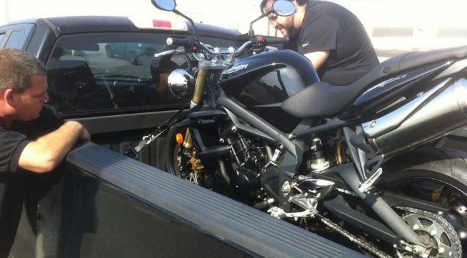 7 Things to Know When You're Moving a Motorcycle Yourself
