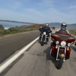 Motorcycle Riding Provides Peace of Mind