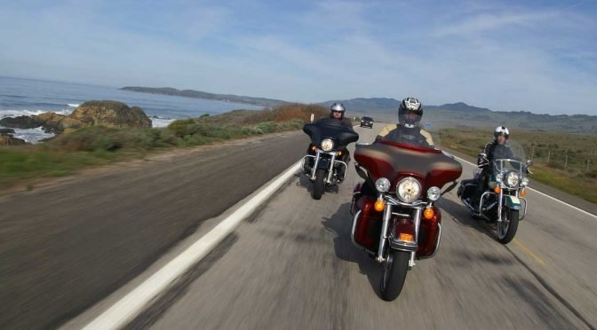 Science Just Validated What Motorcyclists Have Always Known