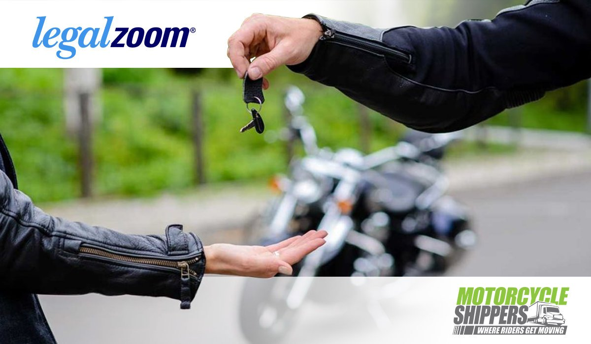 Legal Aspects of Selling Your Motorcycle