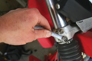 checking bolts