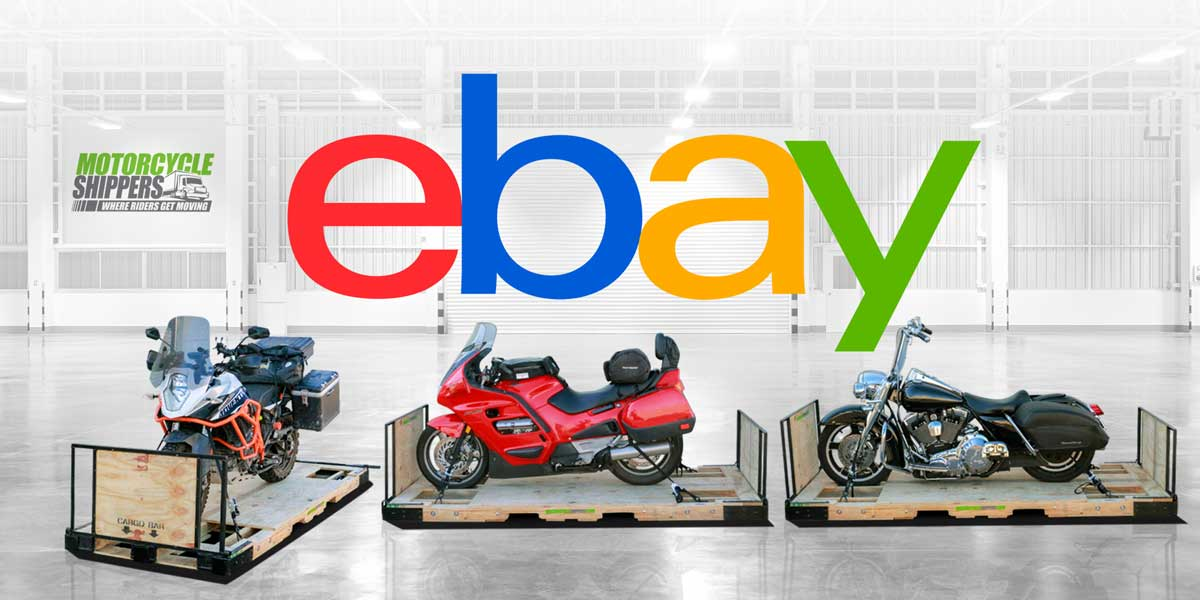 ebay motorcycle shipping