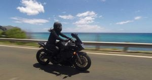 motorcycle riding hawaii