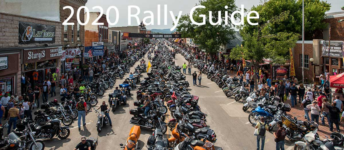 2020 motorcycle rally guide