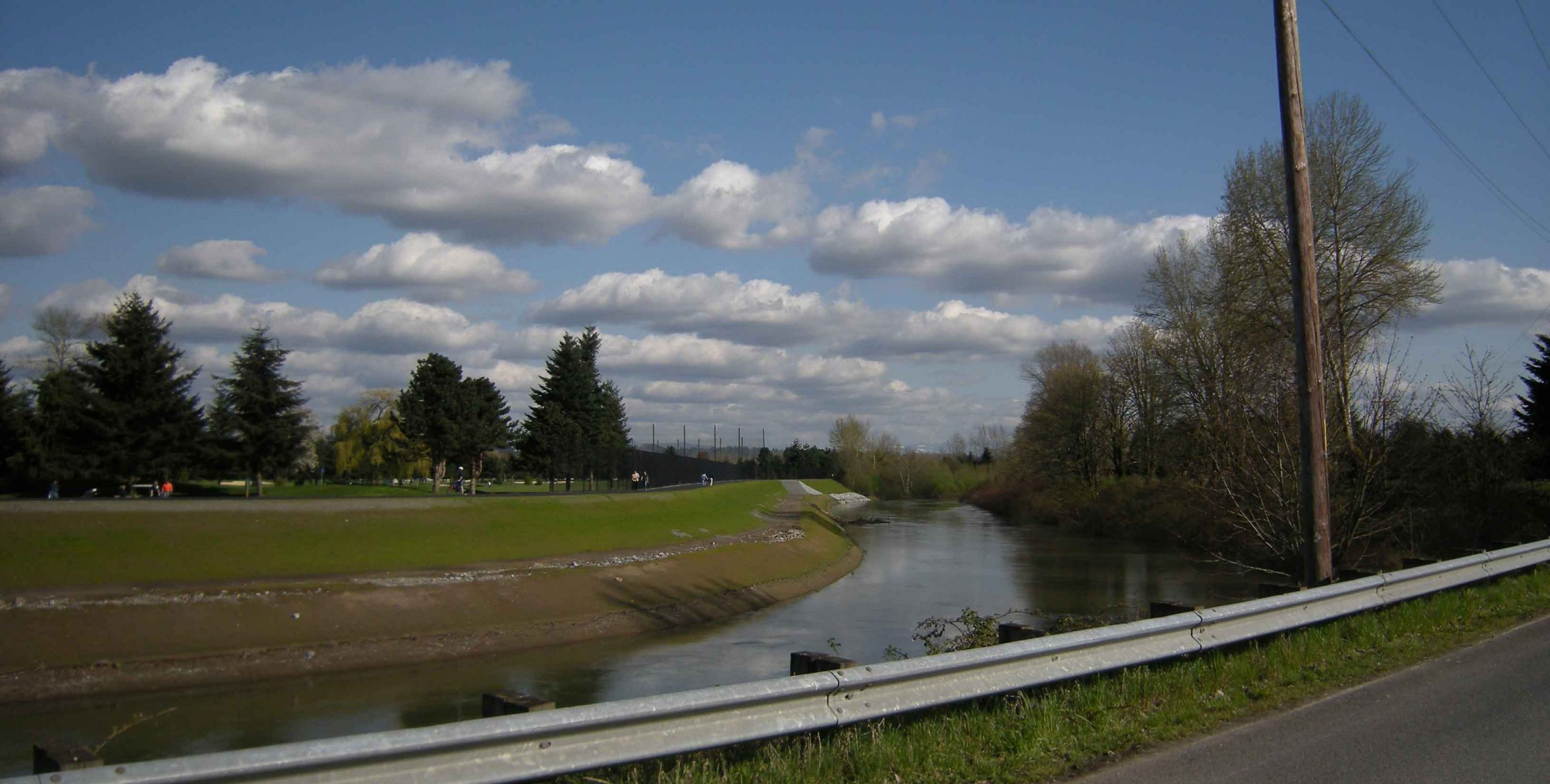 Kent Washington River Bend
