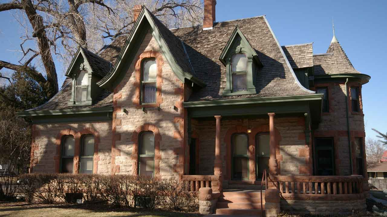 Avery House Fort Collins Colorado